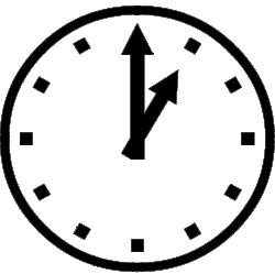 Uhr-Symbol