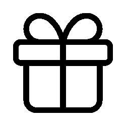 Geschenk-Symbol